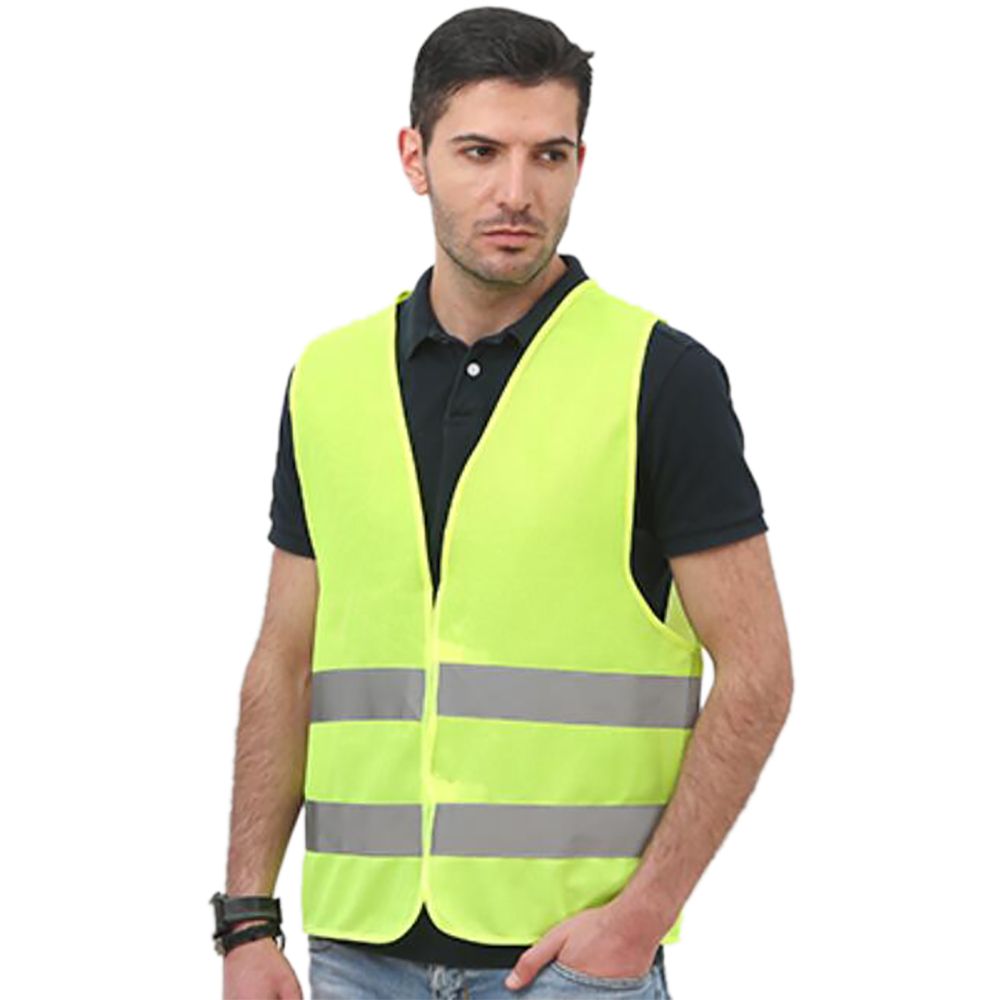 GOGO Reflective Safety Vest For Contractors Construction & Gardener, Volunteer Activity Vest, Apron Vest