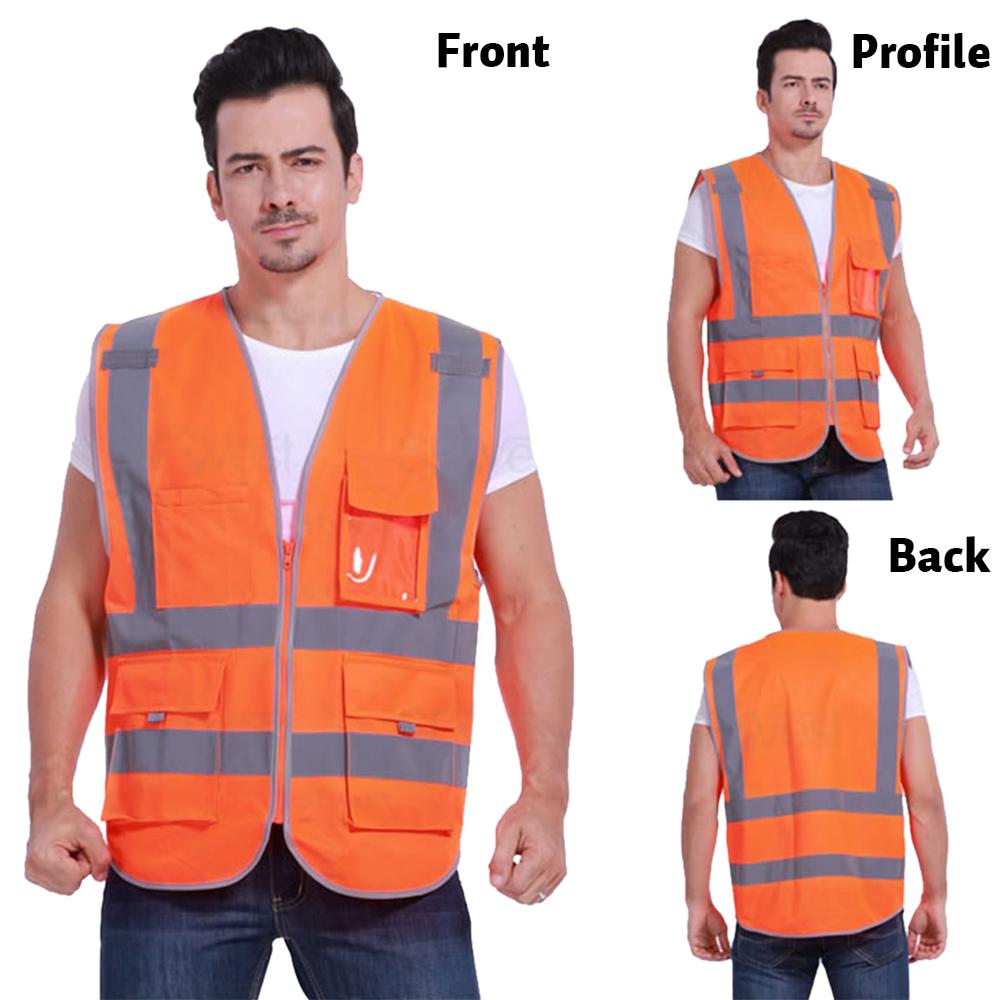 Opentip GOGO Hi-Vis Safety Vest