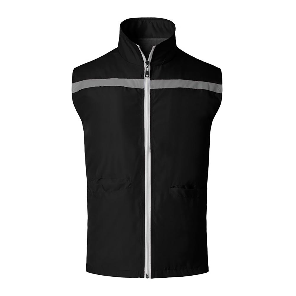 GOGO Hi-Vis Volunteer Safety Vest