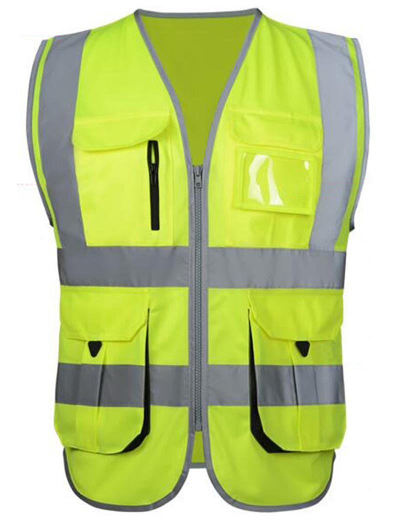 GOGO Multi Pocket Safety Vest