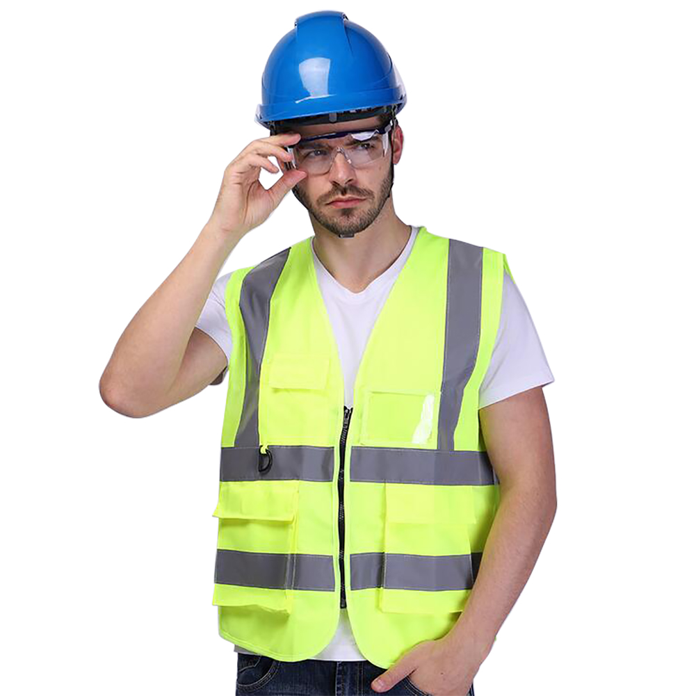 GOGO High Visibility Reflective Safety Vest