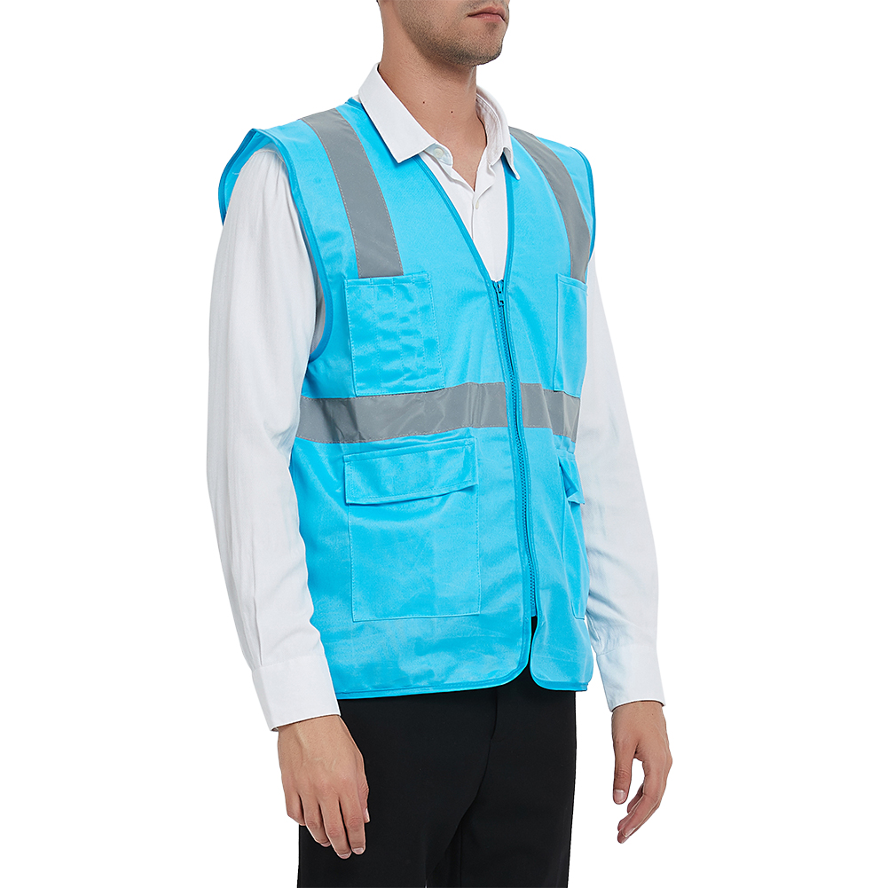 GOGO Safety Vest High Visibility with Reflective Tape