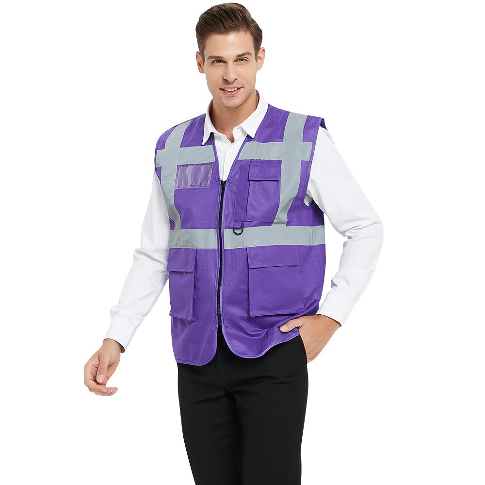 GOGO 5 pocket safety vest