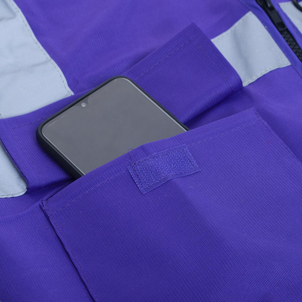 Opentip GOGO 5 Pocket Hi-Vis Safety Vest