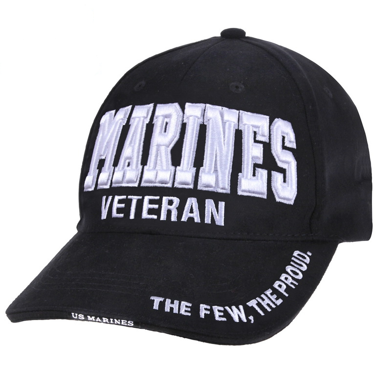 Opentip.com  Rothco Deluxe Low Profile Military Branch Veteran Cap ... b8a88757a44d