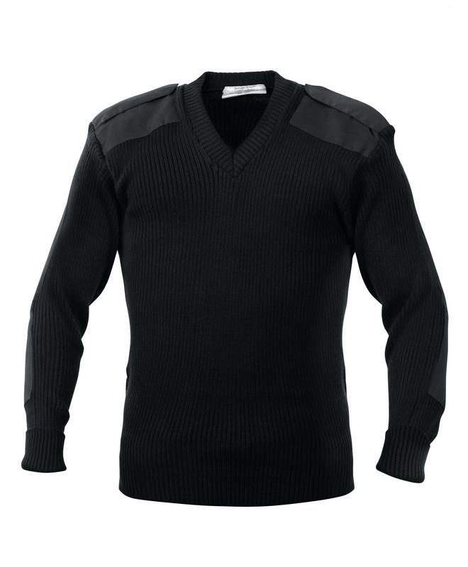 Opentip.com  Rothco G.I. Style Acrylic V-Neck Sweater 053503013