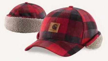 Opentip.com  Blank Carhartt® Timberville Plaid Cap da208f2a3468