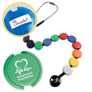 Custom Stethoscope ID Tag