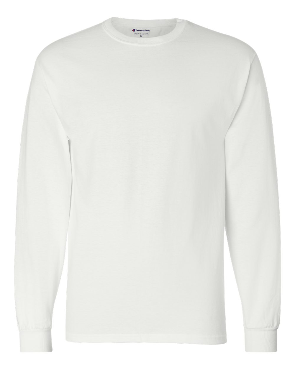 b2c4f62433dd Opentip.com: Champion CC8C Long Sleeve Tagless T-Shirt, Price/each