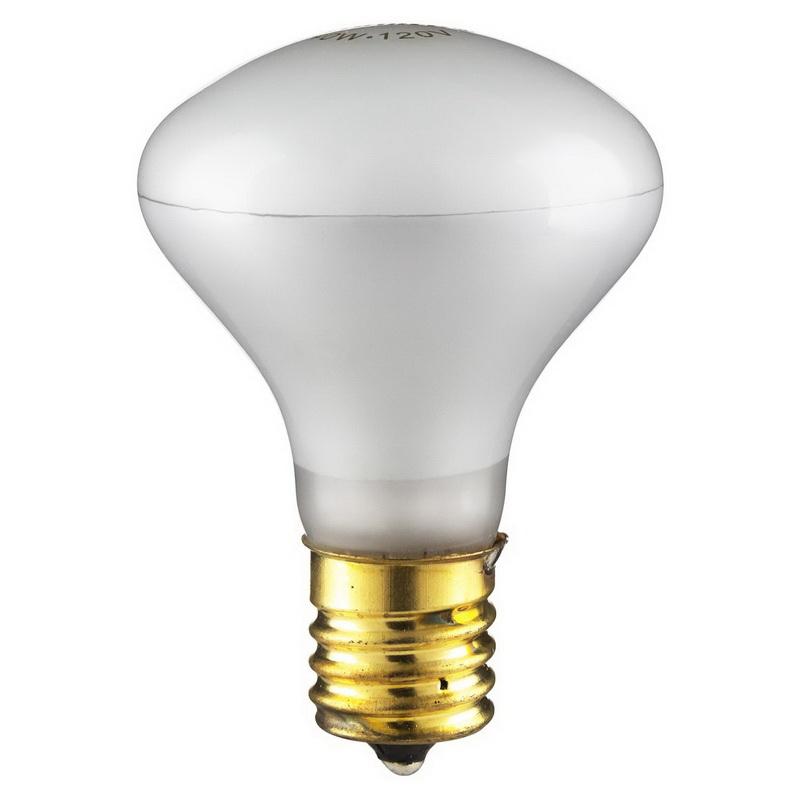 Sunlite 40T8//CL//N Incandescent 40-Watt Intermediate Based T8 Tubular Bulb Clear