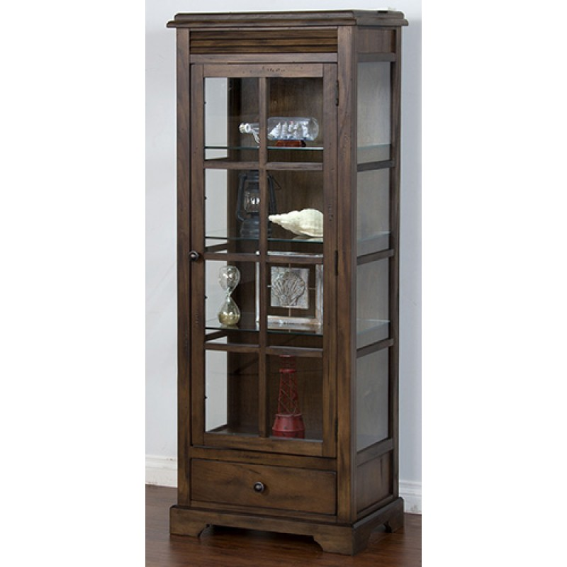 click kitchen cabinets opentip designs 2253ac curio cabinet antique 2253