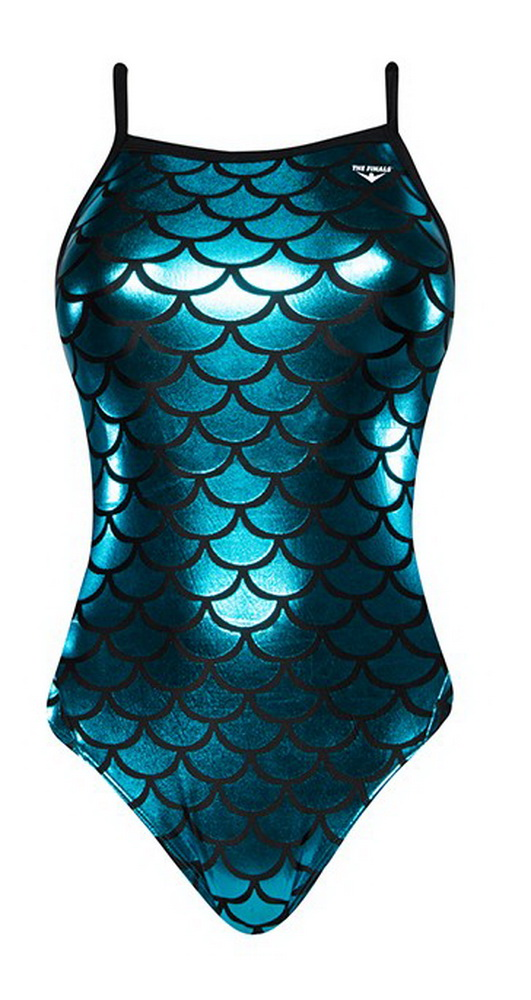 43b2bf09792 Opentip.com: The Finals 7828A Women's Mermaid Foil Funnies Wing Back ...