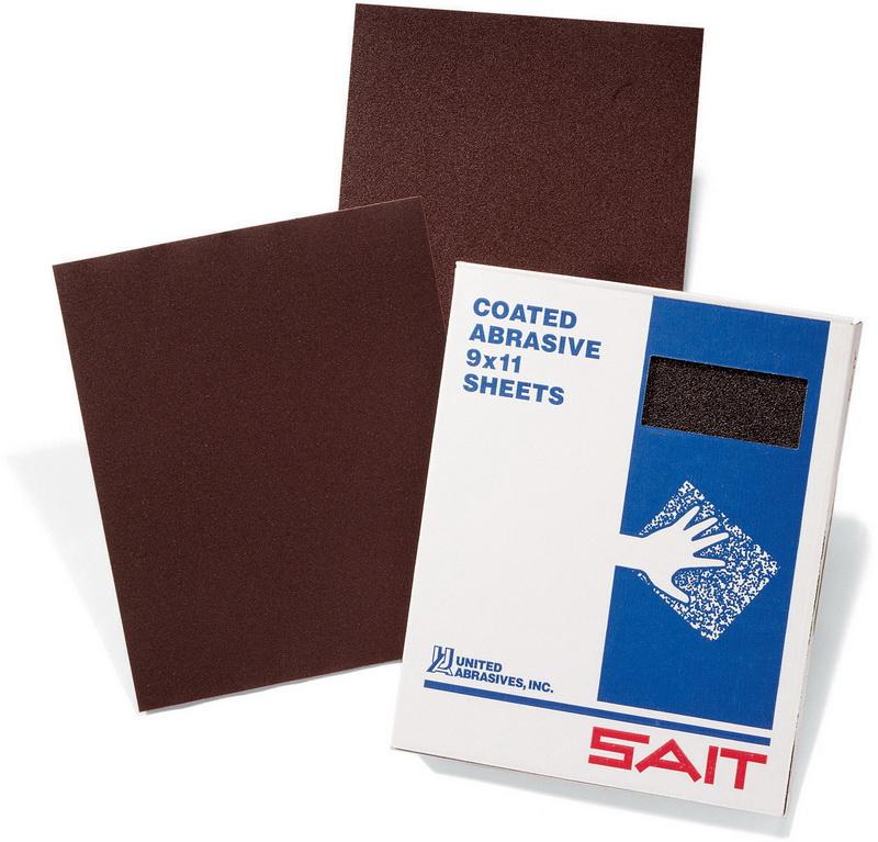 10-Pack United Abrasives-SAIT 88812 18-Inch 120X Saitscreen Disc