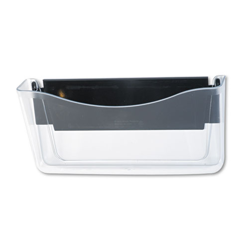 Opentip.com: ELDON OFFICE PRODUCTS RUB65986 Unbreakable Magnetic Wall File,  A4/letter, Clear, Price/EA