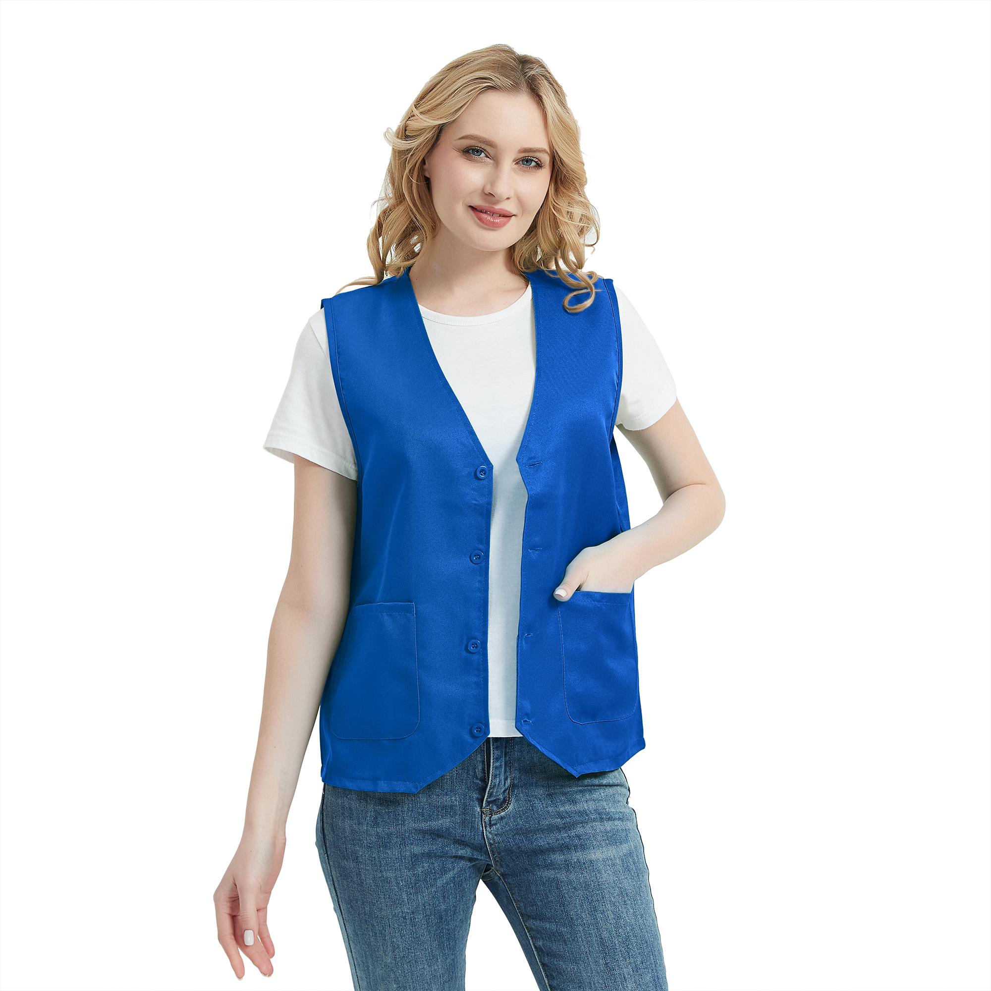 TOPTIE Custom Unisex Work Vest