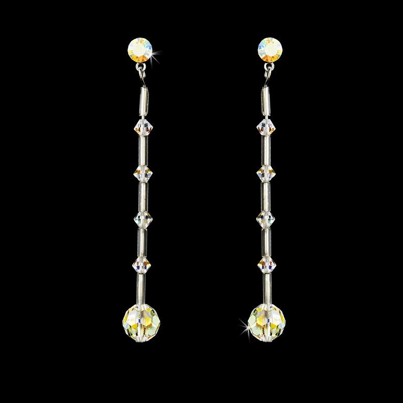 bde507fd3 Opentip.com: Elegance by Carbonneau E-237-AB AB Swarovski Crystal ...