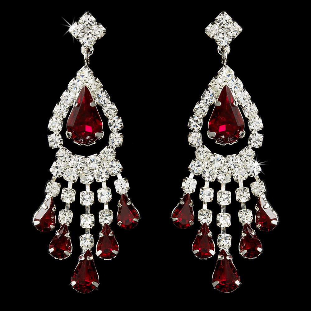 Opentip elegance by carbonneau e 24792 s burgundy silver clear opentip elegance by carbonneau e 24792 s burgundy silver clear burgundy rhinestone chandelier earrings 24792 arubaitofo Choice Image