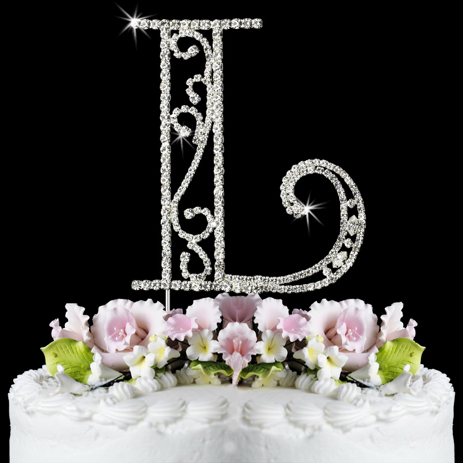 letters for wedding cake opentip elegance by carbonneau l romanesque 5511