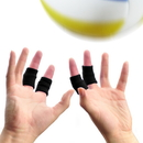 DoubleStar Stretchy Finger Protector Sleeve, Arthritis Support Sports Aid (10 Pcs/Box)