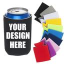 Custom 20 PCS Neoprene Beer Can Coolers Soda Can Sleeves Beverage Coolers Wedding Party Supplies