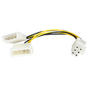 CablesToBuy LP4 to 6Pin PCI Express Video Card Power Adapter(Price/50 pcs), Special Offer