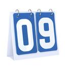 GOGO Wholesale Flipper Scoreboard, Portable Score Keeper Up to 99