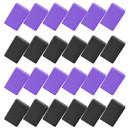 TOPTIE 24 Pack Yoga Blocks High Density EVA Foam Bricks 4 x 6 x 9 Inches