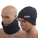 Custom Polar Fleece Neck Warmer, Convertible Headwear, 8 1/2