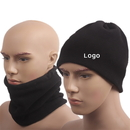 Custom Polar Fleece Neck Warmer, Convertible Headwear, 8 1/2