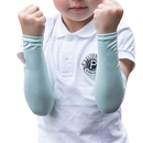 Custom Kids Cooling Arm Sleeves, UV Protection for Outside activities, 3