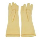 Opromo Female Work Gloves Rubber Household Gloves, Waterproof and Resist Oil