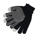"""Stylish Boys Stretch Touch Screen Gloves Skeleton Winter Texting Gloves, 4 4/5""""W x 7 4/5""""H"""
