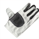 Aspire Canvas Welder Gloves with Leather Palm