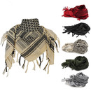 GOGO Arab Shemagh Tactical Desert Scarf Face Scarf Wrap