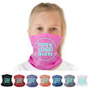 Custom Kid UV Neck Gaiter Teens Cooling Face Scarf Breathable for Cycling Hiking Sport Outdoor, 11