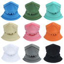Opromo Outdoor Cooling Face Bandana UV Protection Face Scarf Anti Dust Neck Gaiter Breathable Balaclava Tube Hat for Women & Men