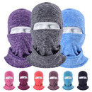 Opromo Balaclava Ski Face Mask for Women Men Kids, Winter Neck Warmer Windproof Fleece Hood Bandana for Outdoor Sports