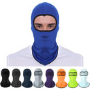 Opromo Summer Balaclava Cooling Full Face Covering Outdoor Protection Neck Gaiter