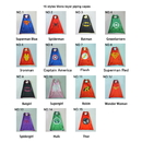 Adult Superhero Costume Capes, 27