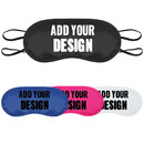 Custom Polyester Sleep Mask, Eye Mask, 3 1/2