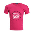Custom Moisture-wicking Dry Fit Lightweight T-Shirts (S-XXL) - Full Color Printing