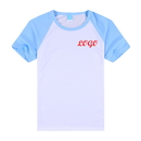 Personalized 6.3 oz. Dry Blend Moisture Wicking T-Shirts (S-XXL) - Embroidery