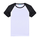 Blank 6.3 oz. Dry Blend Moisture Wicking Short Sleeve Tee (S-XXL)