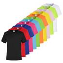 Blank Moisture-wicking Dry Fit Lightweight T-Shirts