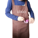 Personalized Premium Two Pocket Kids Bib Aprons, 20