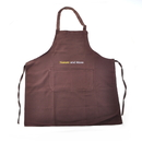 Customized Bib Apron,Two Pockets, low Minimum,23-5/8