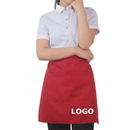 Custom Bistro Apron with Two Pockets, 21