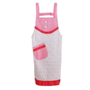 Women's Aprons with One Front Pocket, Fashion Apron, Girls' Apron, 36