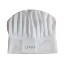Custom Kids' Non Woven Chef Hat with Adjustable Velcro Closure, 9