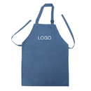 Custom Womens' Adjustable Waterproof Apron/Kitchen Apron with Two Front Pockets, 30 1/2